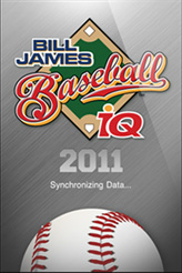 Bill James Basball IQ App